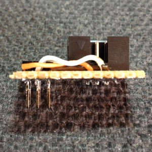 ICSP Breadboard Adaptor Side View