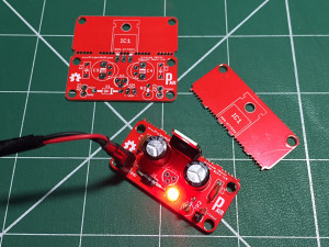 Universal Regulator Board v1.00 Assembled