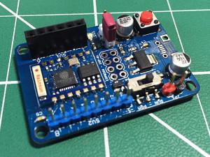 ESP-01-03 Flash-Prototype Board v1.4