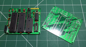 AVR-Z80 Hybrid v1.01 Assembled and Bare