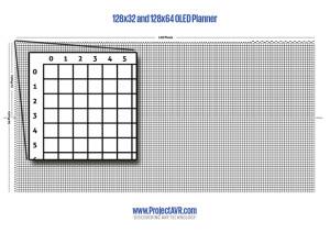 OLED Planner Sheet