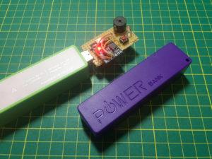 ATTiny85 Clapper v1.2 with Powerbanks