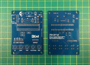 TZXDuino Compact v1.01 PCB