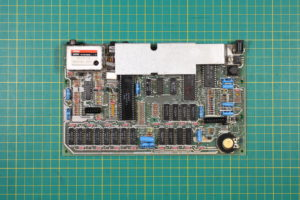Bare Sinclar Spectrum 48K Board