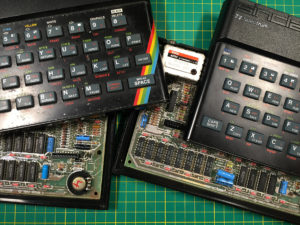 Rubber Key Sinclair ZX Spectrums
